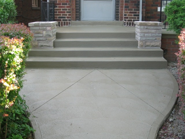 Concrete Steps 1
