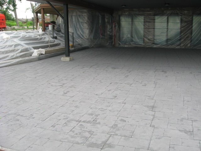 Concrete Restoration Project 2