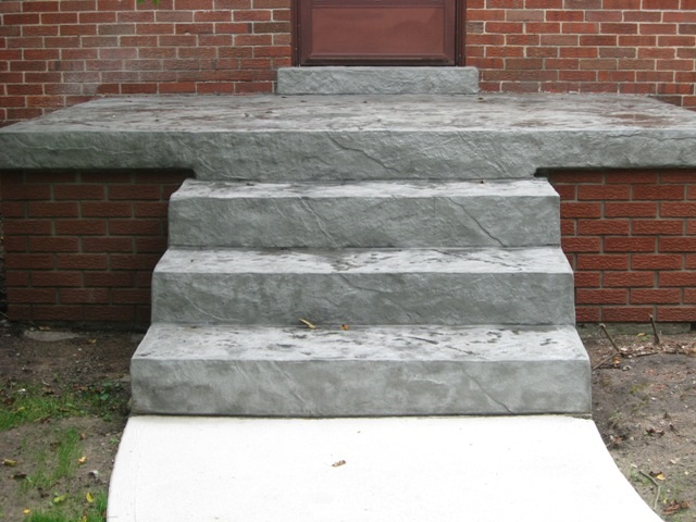 Concrete Steps 2