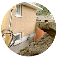 Foundation Repair | It's critical to address the damaged foundation as soon as you suspect a problem.